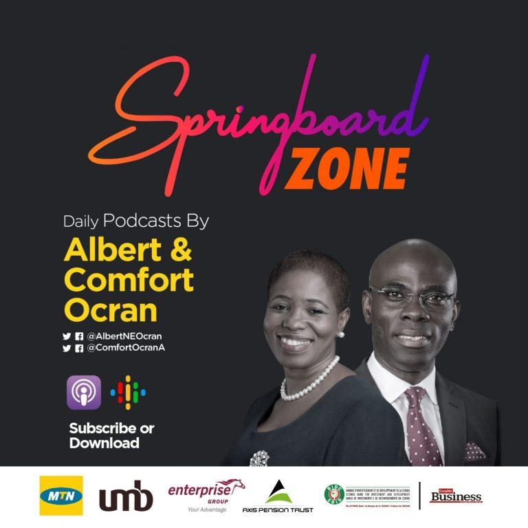 Springboard Zone